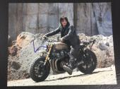 NORMAN REEDUS SIGNED AUTO THE WALKING DEAD DARYL DIXON 11x14 PHOTO PROOF COA 2