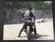 NORMAN REEDUS SIGNED AUTO THE WALKING DEAD DARYL DIXON 11x14 PHOTO PROOF COA 6