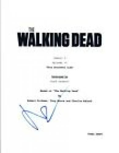 Norman Reedus Signed Autograph THE WALKING DEAD This Sorrowful Life Script VD