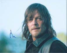 Norman Reedus Signed Autographed 8x10 Photo Daryl Dixon The Walking Dead 1D