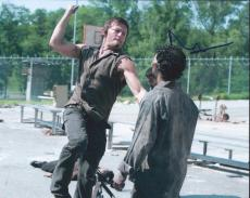 Norman Reedus Signed Autographed 8x10 Photo Daryl Dixon The Walking Dead E