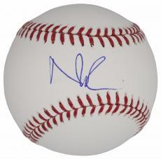 Norman Reedus Signed Autographed Baseball Daryl Dixon Walking Dead JSA #N83273