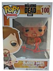 Norman Reedus Signed Autographed Daryl Dixon POP Figure JSA 100 The Walking Dead