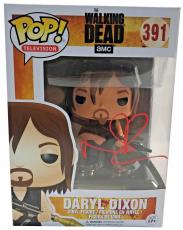 Norman Reedus Signed Autographed Daryl Dixon POP Figure JSA Authentic 391