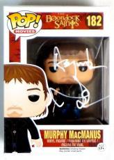 Norman Reedus Signed Autographed Murphy MacManus POP Figure JSA Authenticated