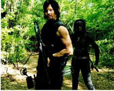 Norman Reedus Signed - Autographed The Walking Dead 8x10 Photo - Daryl Dixon