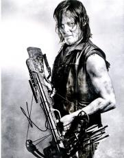 Norman Reedus Signed - Autographed The Walking Dead - Daryl Dixon 11x14 inch Photo - Guaranteed to pass PSA or JSA