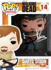 Norman Reedus Signed Funko Pop! Daryl Dixon #14 Vinyl Figure with Crossbow