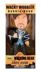 Norman Reedus Signed Funko Pop! Daryl Dixon Wacky Wobbler Bobble Head