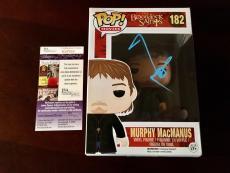 Norman Reedus Signed Murphy MacManus Funko Pop Doll Boondock Saints JSA Coa