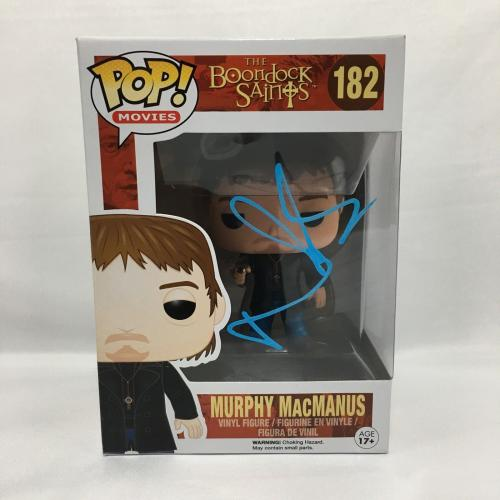 Norman Reedus Signed Murphy MacManus Funko Pop Doll Boondock Saints PSA/DNA Coa