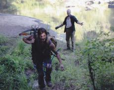 Norman Reedus Signed The Walking Dead 8x10 photo W/COA Daryl Dixon J