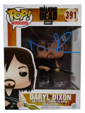 Norman Reedus Signed The Walking Dead Daryl Dixon Pop! Funko Edition 7 JSA