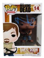 Norman Reedus Signed The Walking Dead Daryl Dixon Pop! Funko JSA