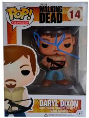 Norman Reedus Signed The Walking Dead Daryl Dixon Pop! Funko JSA ITP
