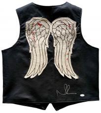 Norman Reedus Signed The Walking Dead Daryl Dixon Full Size Vest JSA