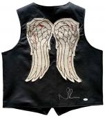 Norman Reedus Signed The Walking Dead Daryl Dixon Full Size Vest JSA