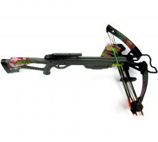 Norman Reedus Signed Zombie Rip Full Size Crossbow - The Walking Dead