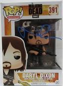 Norman Reedus Hand Singed Daryl Dixon RPG Funko Pop! Doll The Walking Dead JSA