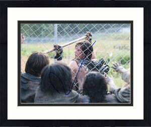 Norman Reedus The Walking Dead Daryl Dixon Signed 8x10 Photo w/COA