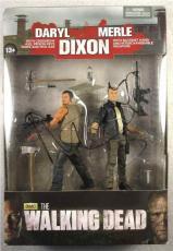Norman Reedus Walking Dead Autographed Signed Action Figure Certified PSA/DNA