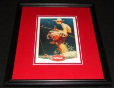 Norman Rockwell Framed 11x14 Coca Cola Poster Display Official Repro