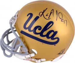 Ken Norton UCLA Bruins Autographed Riddell Mini Helmet
