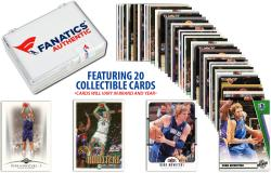 Dirk Nowitzki Dallas Mavericks Collectible Lot of 20 NBA Trading Cards - Mounted Memories