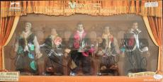 NSYNC Collectible Marionettes (No Strings Attached) SIGNED BY ENTIRE BAND-JSA