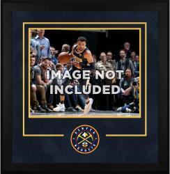 """Denver Nuggets Deluxe 16"""" x 20"""" Frame"""