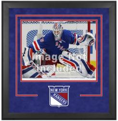 "New York Rangers Deluxe 16"" x 20"" Horizontal Photograph Frame - Mounted Memories"