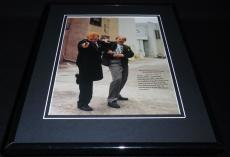 NYPD Blue 1995 Framed 11x14 Photo Display David Caruso Dennis Franz