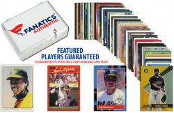 Oakland Athletics Team Trading Card Block/50 Card Lot