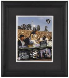 Oakland Raiders Framed Super Bowl Champions Photo Collage - Mounted Memories