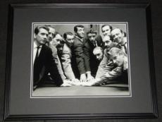 Ocean's 11 1960 Framed 11x14 Photo Poster Frank Sinatra Dean Martin Rat Pack