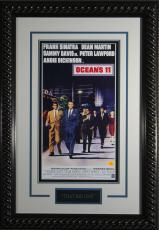 Ocean's Eleven Framed 11x17 Publicity Movie Poster