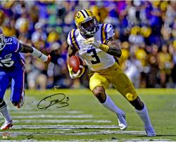 "Odell Beckham Jr. LSU Tigers Autographed 16"" x 20"" Open Field vs Florida Gators Photograph"