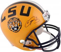 Odell Beckham Jr. LSU Tigers Autographed Riddell Replica Helmet
