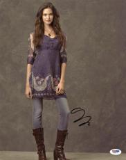 Odette Yustman Annable Signed 11X14 Photo Autographed PSA/DNA #L68917