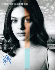 Odeya Rush Signed Autographed 8x10 Photo The Giver Goosebumps COA VD