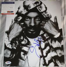 OG Snoop Dogg signed 11 x 14, Doggy Style, Rap, Deep Cover, Proof, PSA/DNA, COA