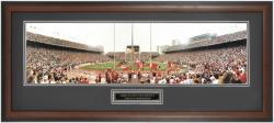 Ohio State Buckeyes Framed Unsigned Panoramic Photograph - Mounted Memories