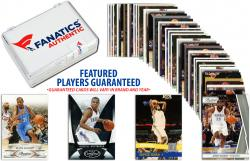 Oklahoma City Thunder Team Trading Card Block/50 Card Lot