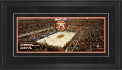 Oklahoma State Cowboys Gallagher-Iba Arena 75th Anniversary Gameday Panoramic Photo