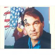 Oliver Stone Autographed 8x10 Photo