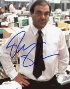 Oliver Stone Wall Street Signed 8X10 Photo Autograph JSA #E91117