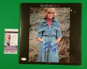Olivia Newton John Signed In Person Lp Album Certified Authentic With Jsa Coa