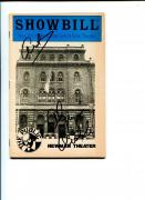 Olympia Dukakis The Marriage Of Bettie And Boo Signed Autograph Playbill