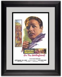 On The Waterfront Framed 11x17 Movie Poster Print