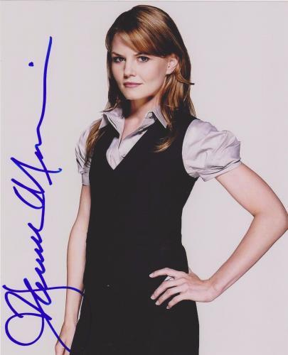 Once Opon A Time Jennifer Morrison Signed 8x10 Photo